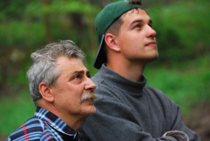 olderMan,youngerMan. slafko free.stockxchng