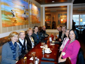 OCW Board Dinner with Deb Raney
