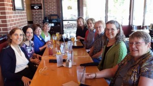 OCW summer conf. board lunch 6-2015