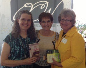 With Susie Ford and author Jane Kirkpatrick