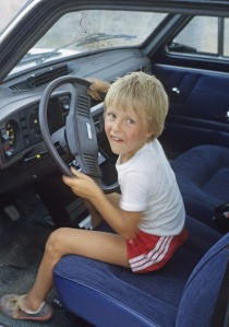 child in car .free pixabay