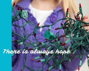 Always Hope byKD Canva